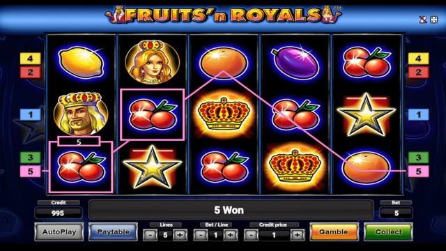 Fruits and Royals 8