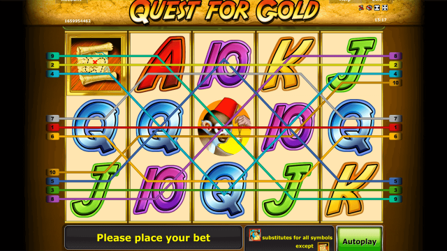 Quest for gold 3