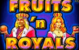 Игровой механизм Fruits And Royals через казино Вулкан 077 туз логотип